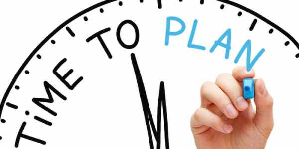 planificación tiempo