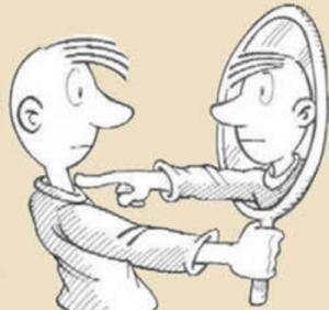 ser uno mismo - reflexión