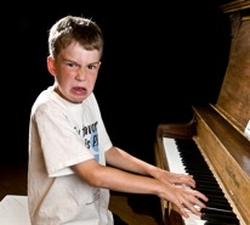frustración músico