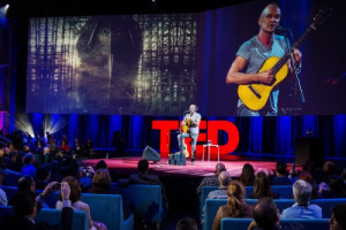 Música y Músicos : 5 Ted Talks